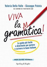Viva la grammatica! - Librerie.coop