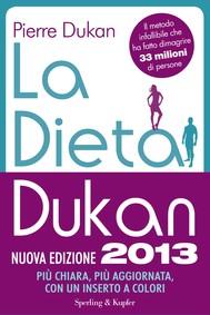 La dieta Dukan (Nuova Edizione 2013) - copertina