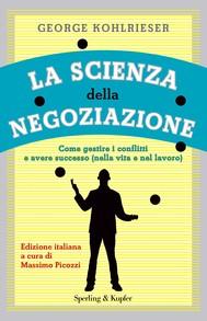 La scienza della negoziazione - copertina