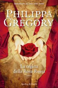 La regina della rosa rossa - copertina