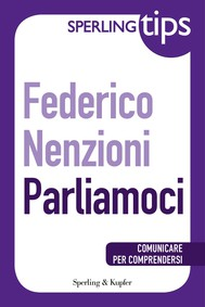 PARLIAMOCI - Sperling Tips - copertina