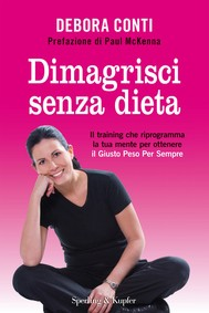 Dimagrisci senza dieta - copertina