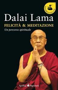 Felicità & meditazione - copertina