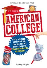 American college - copertina