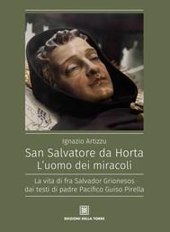 San Salvatore da Horta - copertina