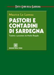 Pastori e contadini di Sardegna - copertina