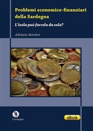Problemi economico-finanziari della Sardegna - copertina