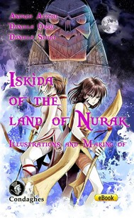 Iskìda of the Land of Nurak – Illustrations and Making-of - copertina