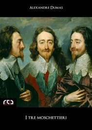 I tre moschettieri - copertina