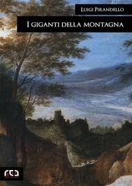 I giganti della montagna - copertina