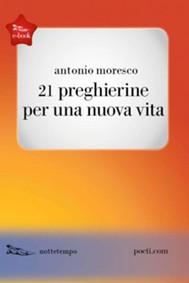 21 preghierine per una nuova vita - copertina