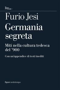 Germania segreta - Librerie.coop