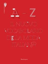 Il nuovo vocabolario della moda italiana - copertina