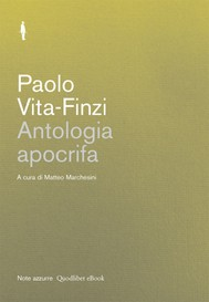 Antologia apocrifa - copertina