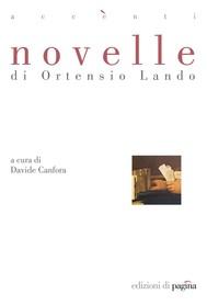 Novelle di Ortensio Lando - copertina