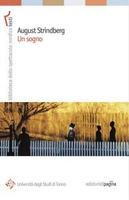 August Strindberg. Un sogno - copertina