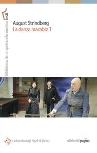 August Strindberg. La danza macabra I - copertina