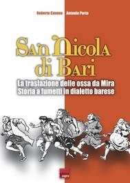 San Nicola di Bari. La traslazione delle ossa da Mira - copertina