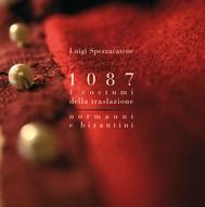 1087. I costumi della traslazione: normanni e bizantini - copertina