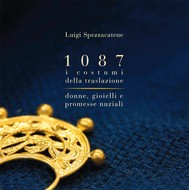 1087. I costumi della traslazione: donne, gioielli e promesse nuziali - copertina