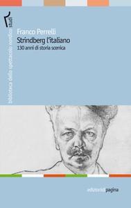 Strindberg l'italiano. 130 anni di storia - copertina