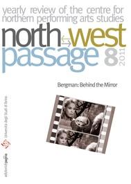 North-West Passage 8/2011. Bergman: Behind the Mirror - copertina