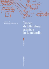 Tracce di letteratura artistica in Lombardia - copertina