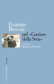 Evaristo Breccia nel «Corriere della Sera» - copertina