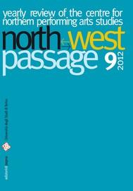 North-West Passage 9/2012 - copertina