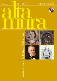 Altamura 55-57 - copertina