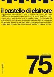 Il castello di Elsinore 75 - copertina