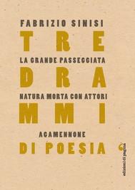 Tre drammi di poesia - copertina