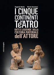 I cinque continenti del teatro - copertina
