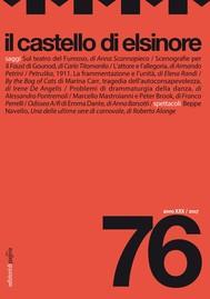 Il castello di Elsinore 76 - copertina