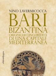 Bari bizantina - copertina