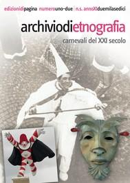 Archivio di Etnografia. 1-2/2016 - copertina
