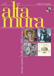 Altamura n. 58 - copertina