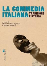 La commedia italiana - copertina