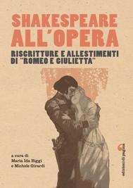 Shakespeare all'opera - copertina