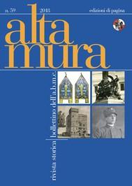 Altamura n. 59 - copertina