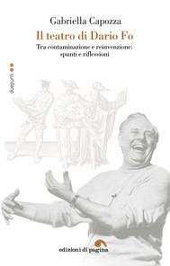 Il teatro di Dario Fo - copertina