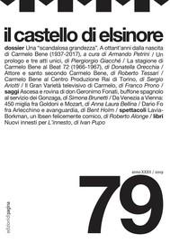 Il castello di Elsinore, 79 - copertina