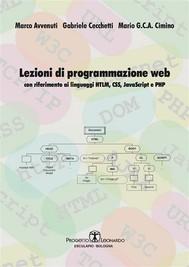 Lezioni di Programmazione Web - copertina