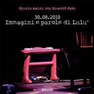 30.08.2010 Immagini e parole di Lulù - copertina