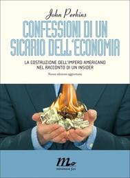 Confessioni di un sicario dell'economia - copertina