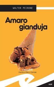 Amaro Gianduja - copertina