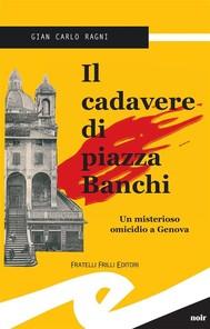 Il cadavere di piazza Banchi - copertina