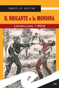 Il brigante e la mondina. Lomellina 1902 - copertina