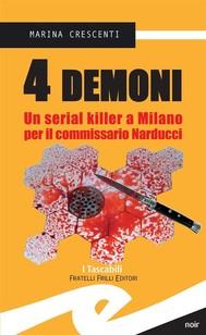 4 demoni. Un serial killer a Milano per il commissario Narducci - copertina