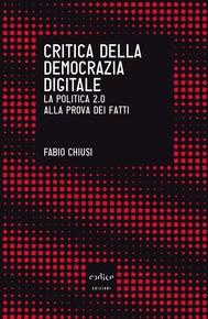 Critica della democrazia digitale - copertina